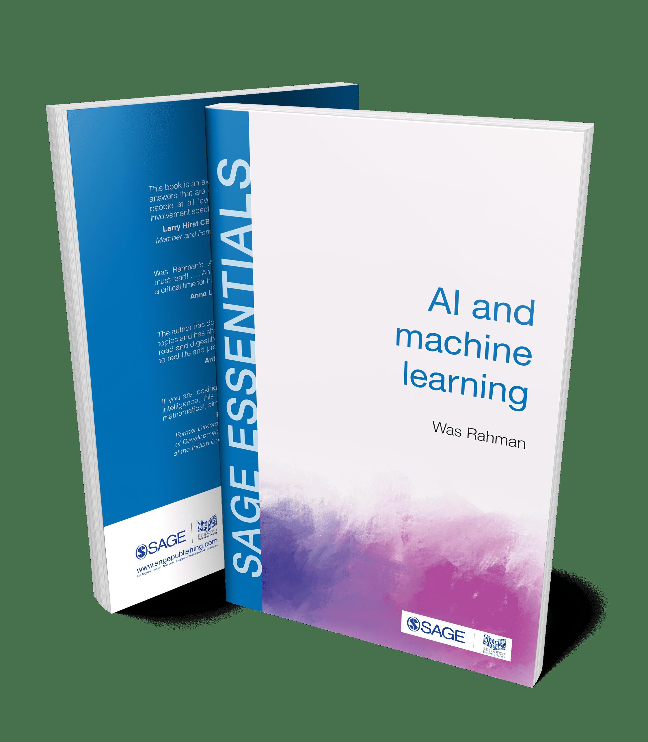 Was Rahman - AI & Machine Learning Book